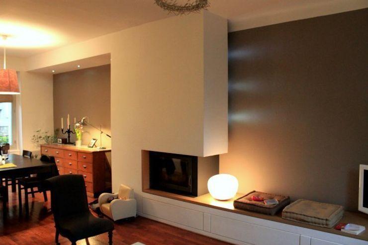 3B Architecture Salones modernos