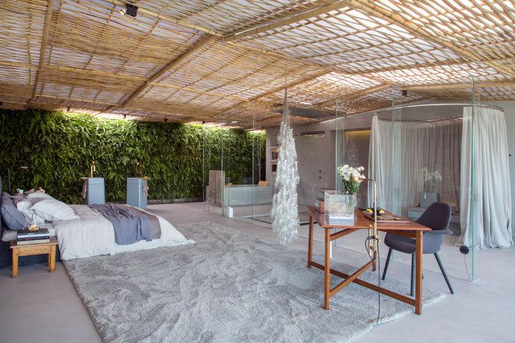 Gisele Taranto Arquitetura Спальня