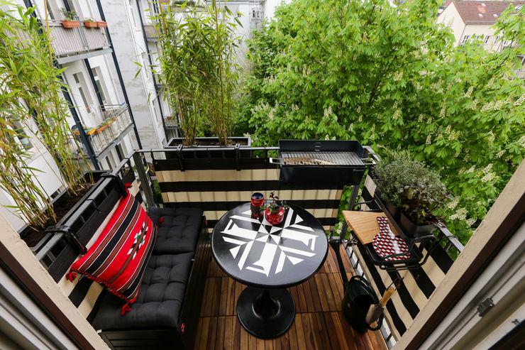 DIE BALKONGESTALTER Balcones y terrazasAccesorios y decoración