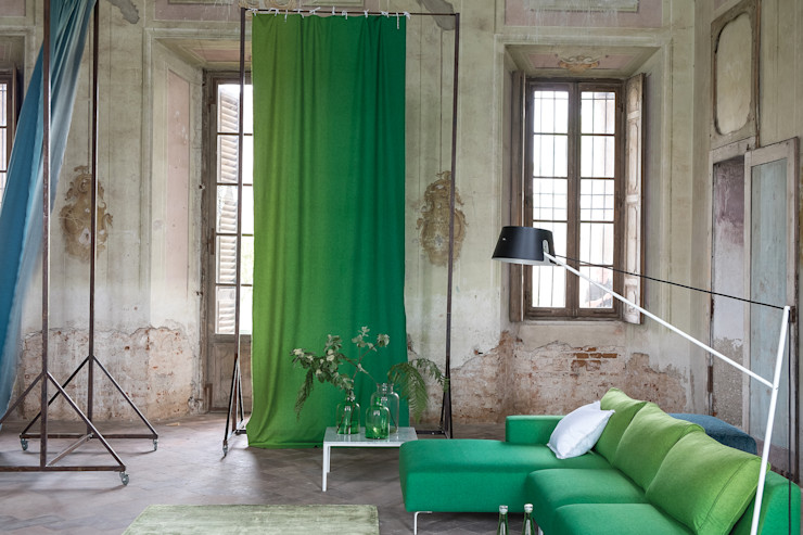 Madhuri Print collection AW14 Designers Guild Windows & doors Curtains & drapes