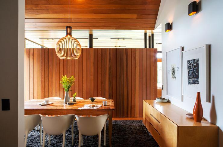 Marine Parade Dorrington Atcheson Architects Salas de jantar modernas