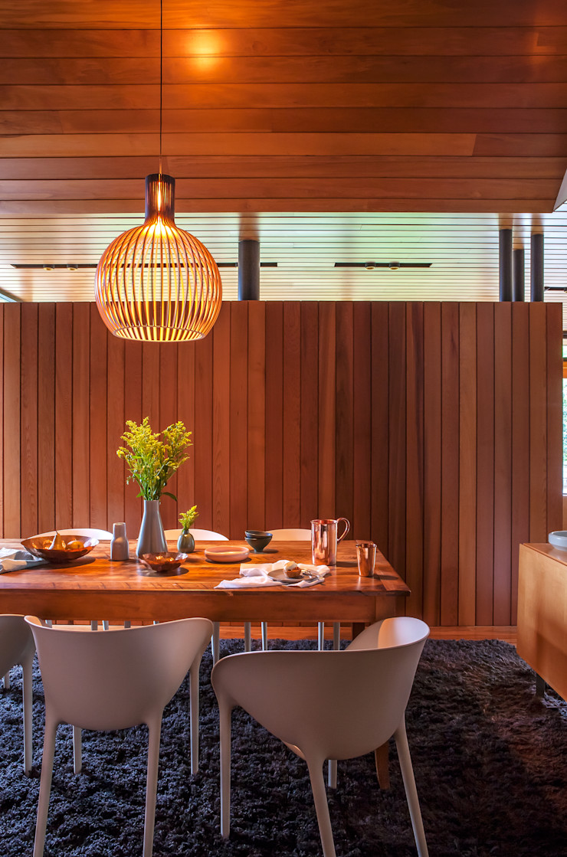 Marine Parade Dorrington Atcheson Architects Modern dining room