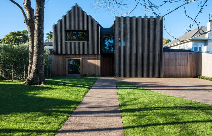 Marine Parade Dorrington Atcheson Architects Casas modernas