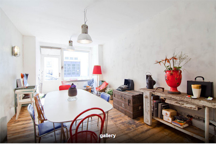 jltg innenarchitekts 客廳配件與裝飾品
