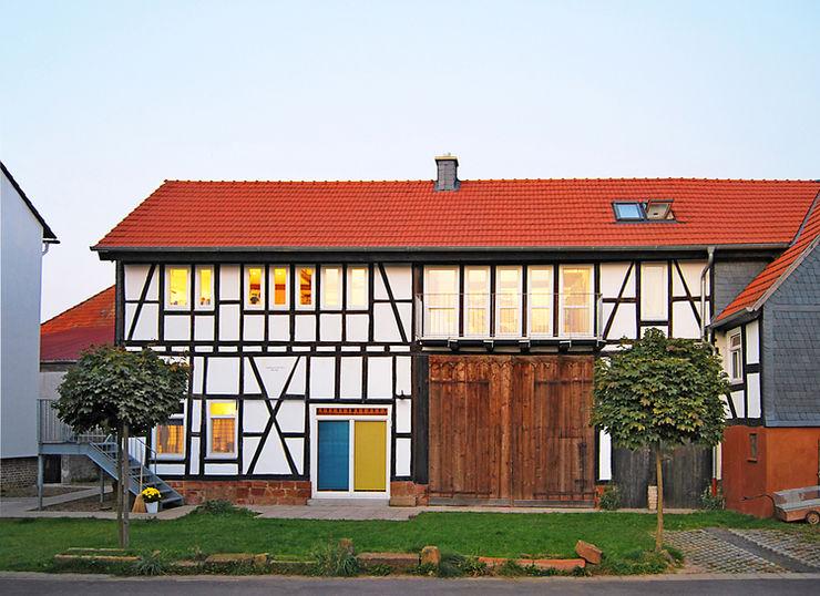 HAUS R. – SCHEUNENUMBAU ZUR LOFTWOHNUNG Althaus Architekten BDA - Ludwig & Christopher Althaus, Dipl.-Ing. Architekten