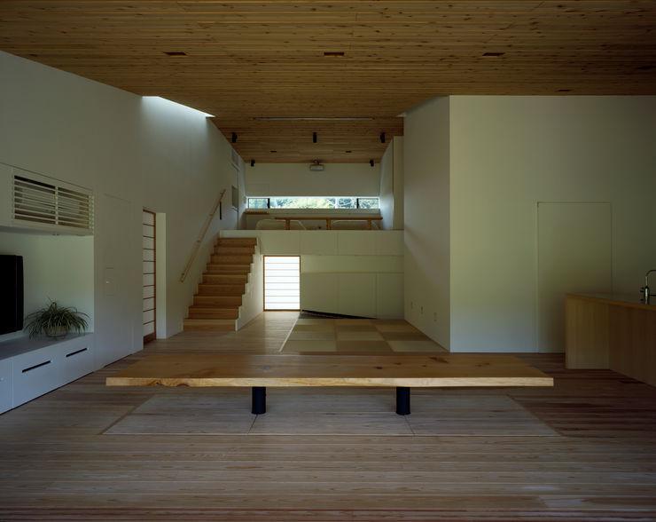 石井秀樹建築設計事務所 Modern living room