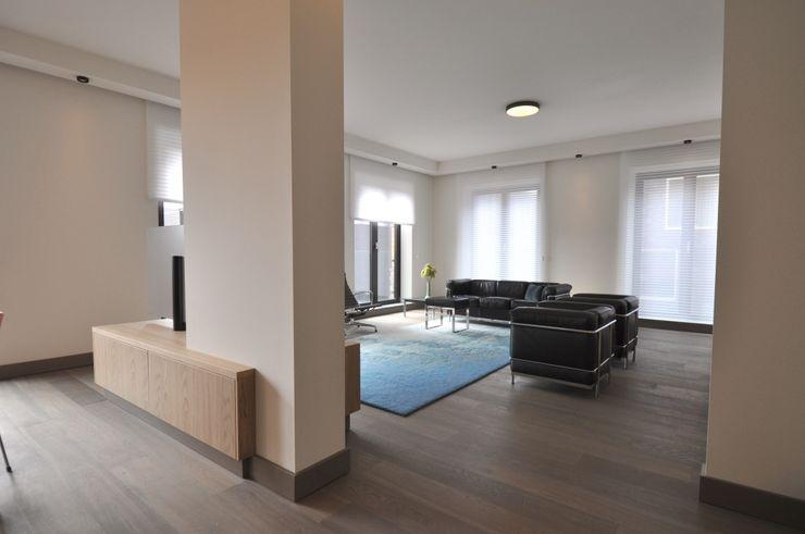 Bobarchitectuur Soggiorno minimalista