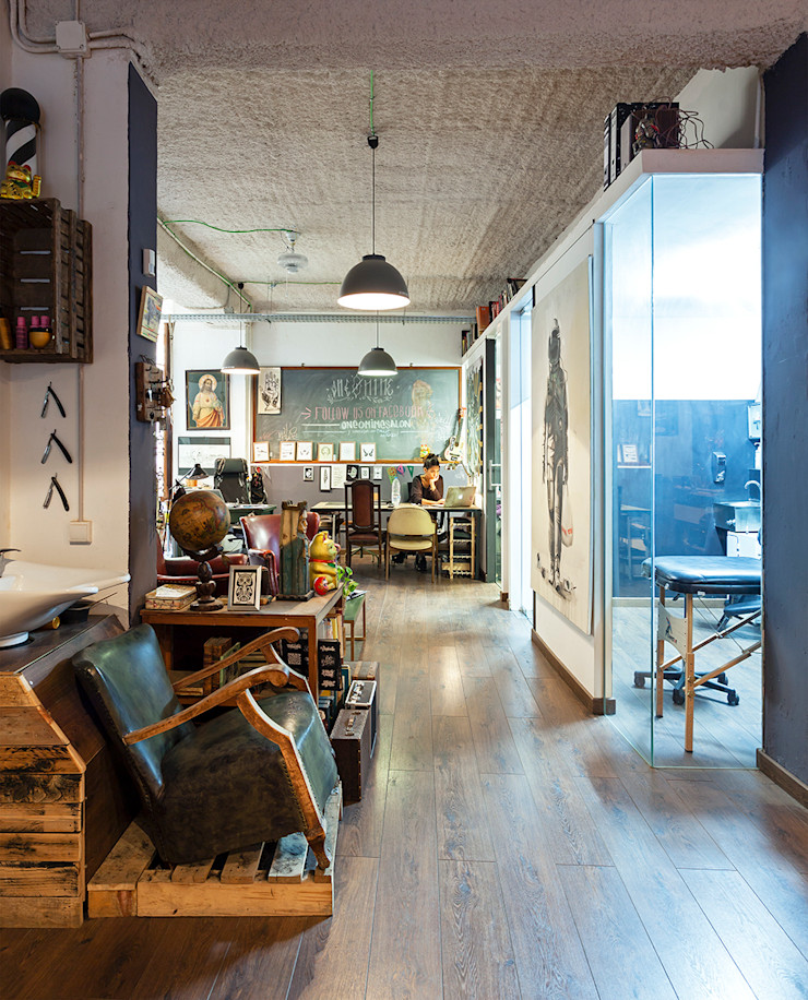 ACABADOMATE Commercial Spaces