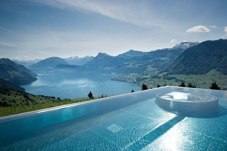 Hotel Villa Honegg Jestico + Whiles Scandinavische hotels