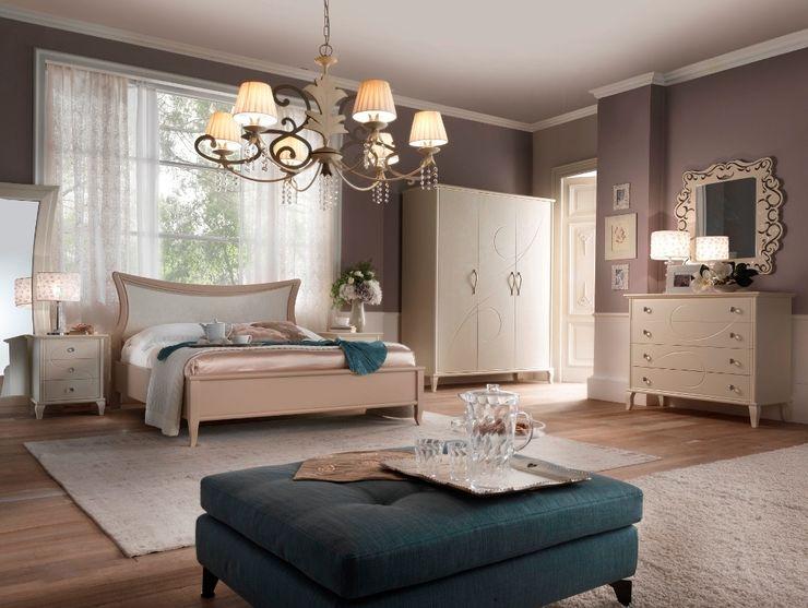Camera da letto stile Shabby BL mobili Camera da letto in stile classico