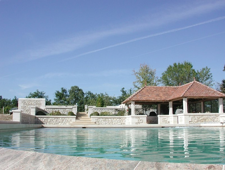 Dordogne Lonca Jardin classique