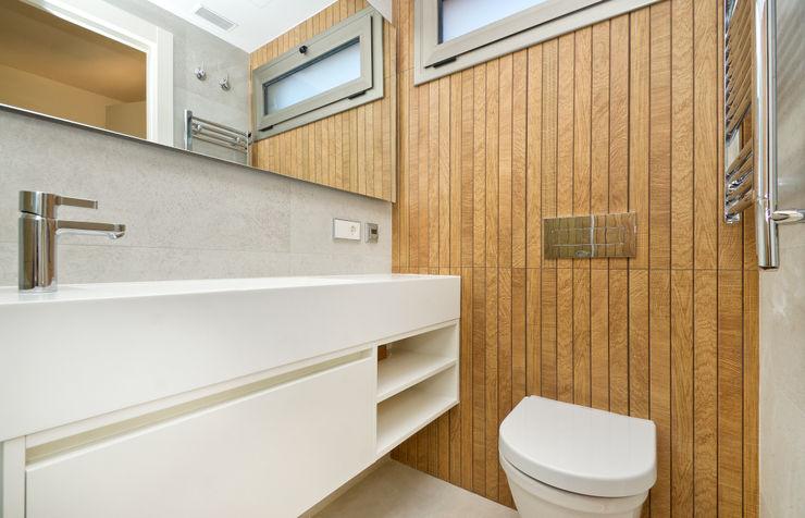 LIMEX OBRES I PROJECTES S.L. Casas estilo moderno: ideas, arquitectura e imágenes