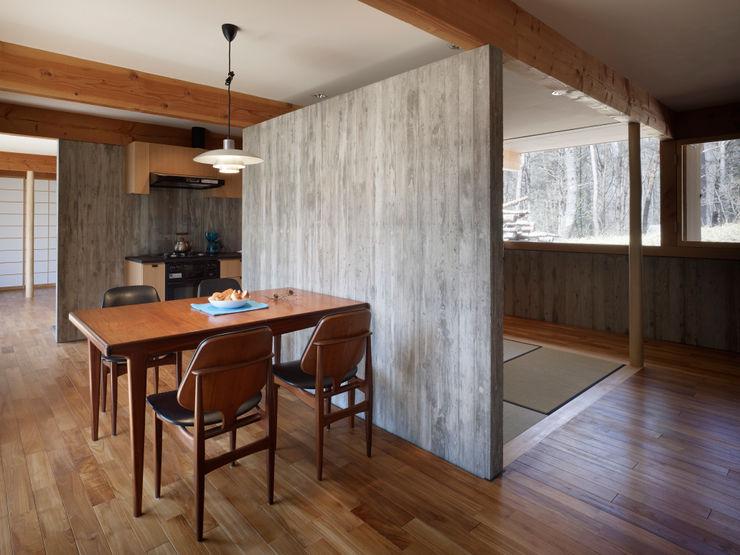 すわ製作所 Modern Dining Room