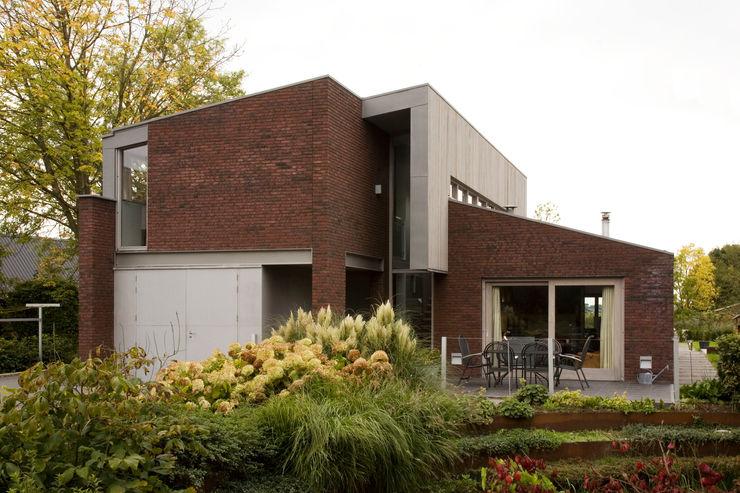 Groeneweg Van der Meijden Architecten Casas modernas