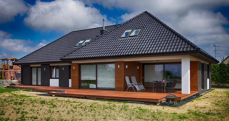 Studio Projektowe Projektive Maisons modernes
