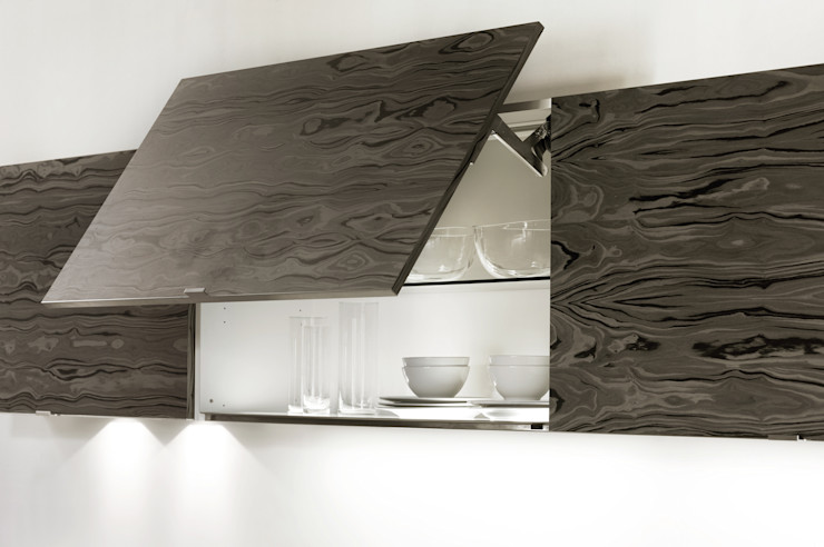 Modern Yet Rustic, Styles for all types of houses fit Kitchens KitchenCabinets & shelves