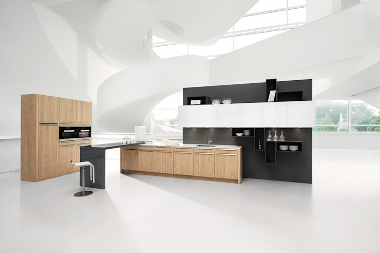 Mixing Styles can create extreme contrasts and bring a room to life fit Kitchens KitchenCabinets & shelves