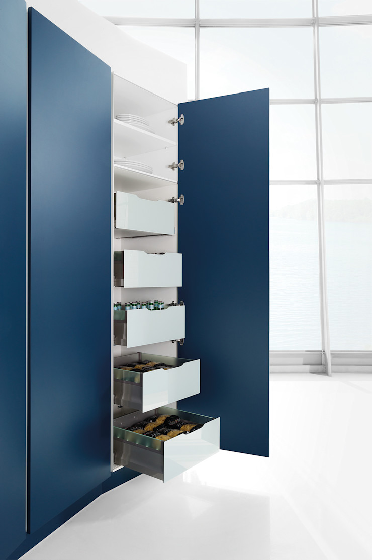 The quality is in the details. fit Kitchens KitchenCabinets & shelves