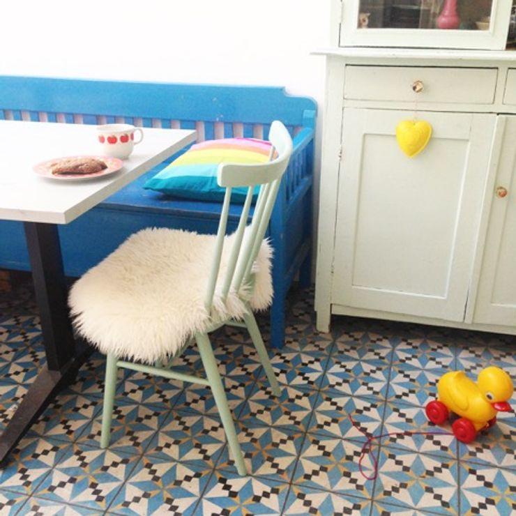 Retroloekie Rustic style kitchen