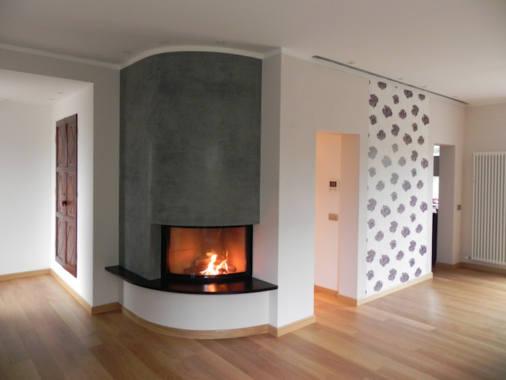 FAPIR srl Living roomFireplaces & accessories