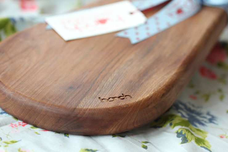 Harch Raindrop Board- Chopping and Serving Board Harch Wood Couture KitchenKitchen utensils
