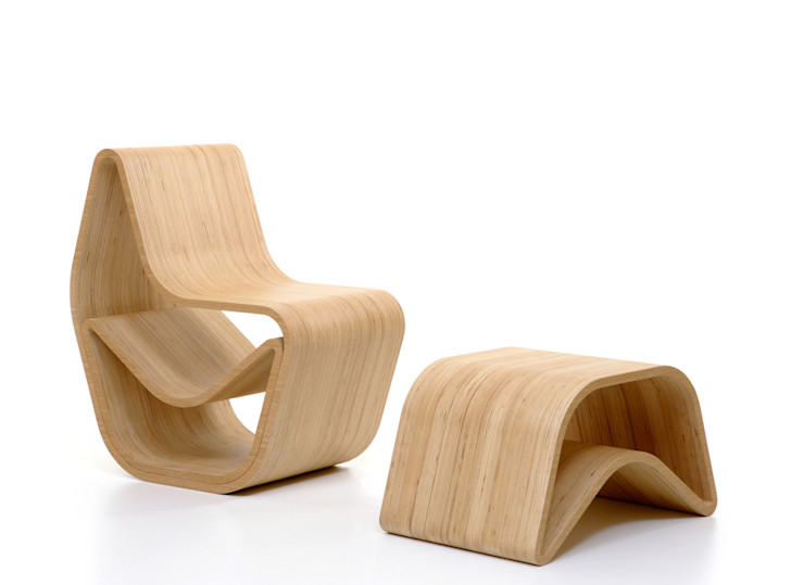 LOUIS SICARD Living roomStools & chairs