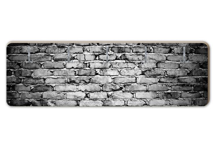 Garderobe Mauer 04 K&L Wall Art Flur, Diele & TreppenhausAccessoires und Dekoration