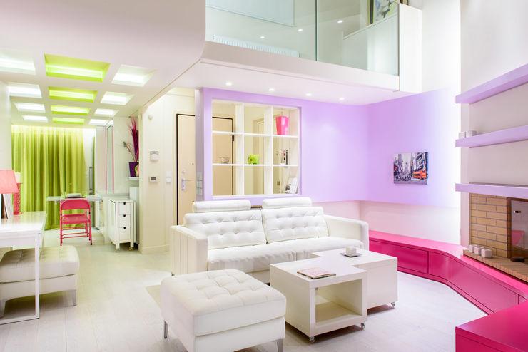 Minelli | Architetto Rumah Gaya Eklektik