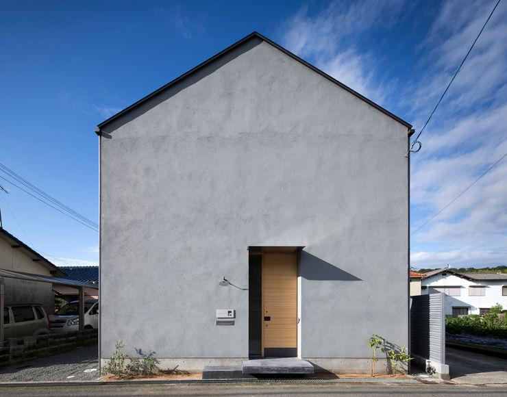 川添純一郎建築設計事務所 Minimalist houses
