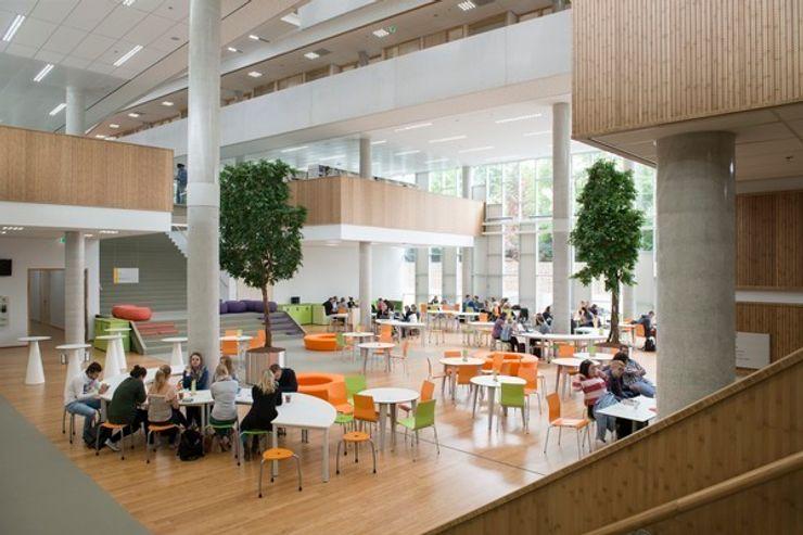 HAN Faculty of Education I/O Liag Architecten en Bouwadviseurs