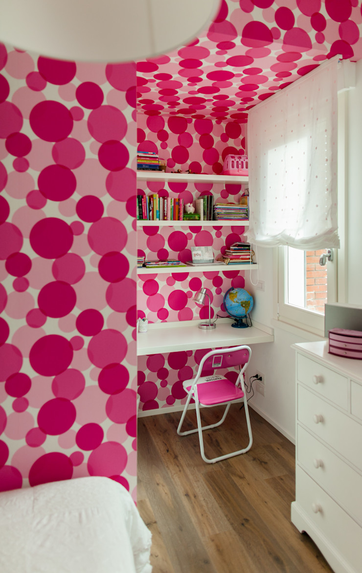 Plastudio Eclectic style nursery/kids room