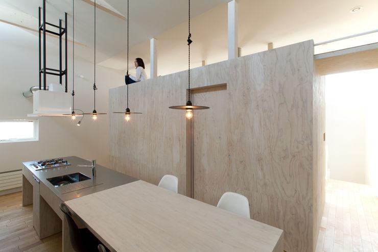 一級建築士事務所 Atelier Casa Dapur Modern