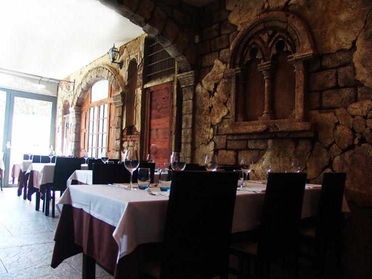 Proyectos de Interiorismo Overstone Gastronomía de estilo mediterráneo