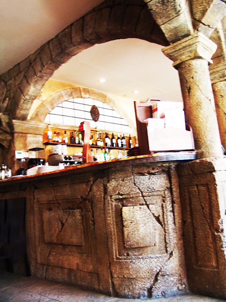 Barra Bar Overstone Gastronomía de estilo mediterráneo