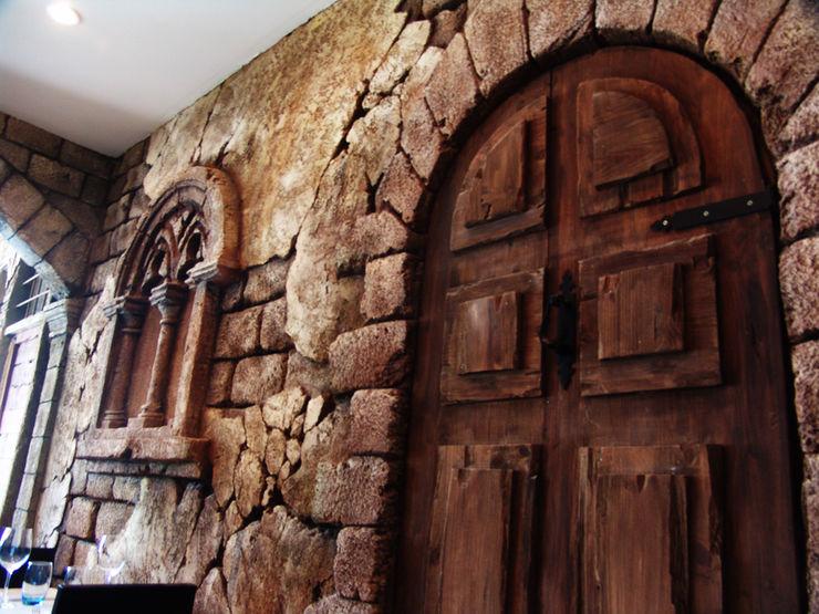 Locales Tematicos Overstone Gastronomía de estilo mediterráneo