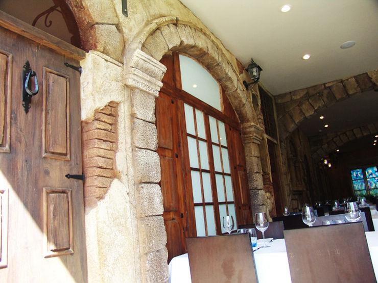 comedor Restaurante Overstone Gastronomía de estilo mediterráneo