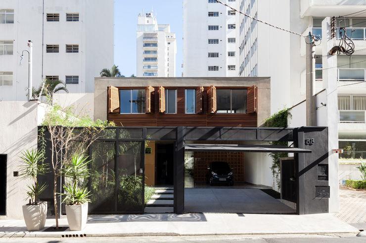 CASA JARDINS CR2 Arquitetura Casas