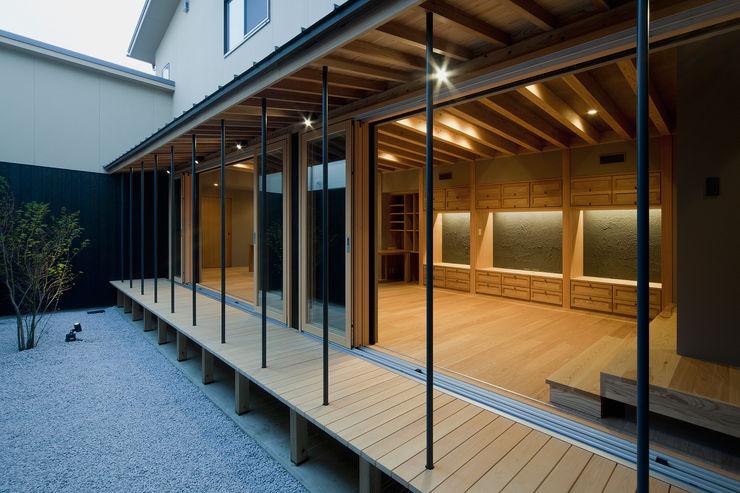 一級建築士事務所 Kenso Architects 庭院