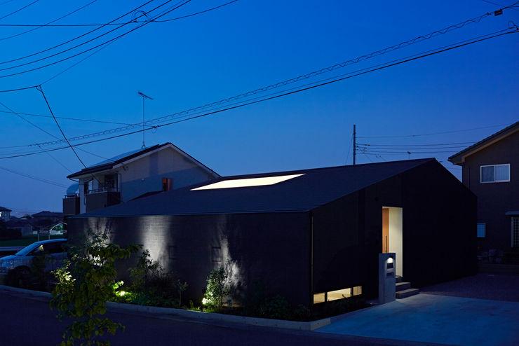 House in Hakonomori 石井秀樹建築設計事務所 Modern Houses