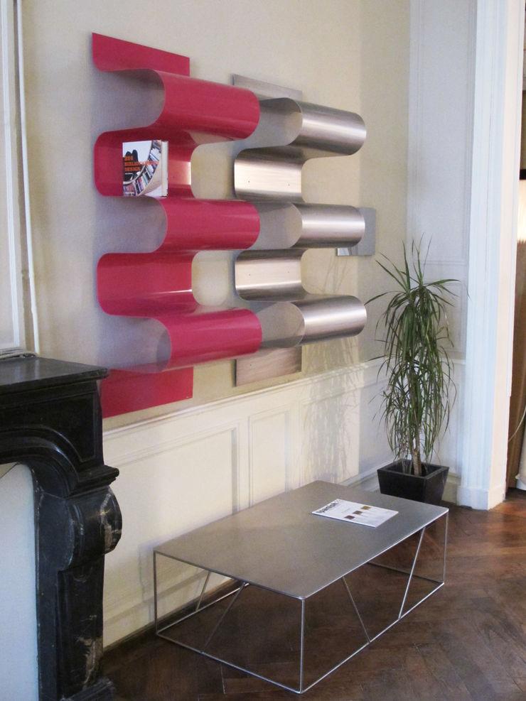 WAVE BOOKSHELF vidame creation HouseholdAccessories & decoration