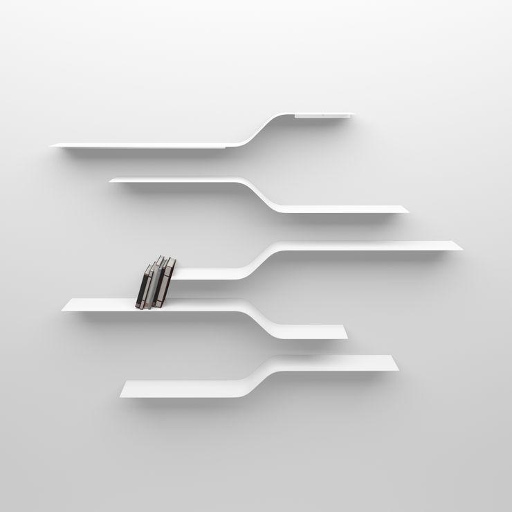 NETWORK MODULAR SHELVES SET1 vidame creation HouseholdAccessories & decoration