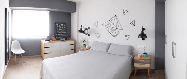 PEANUT DESIGN STUDIO Chambre moderne