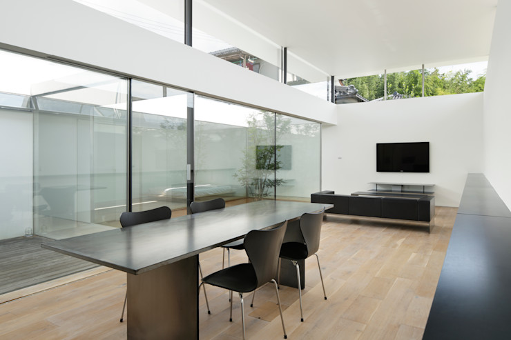 TNdesign一級建築士事務所 Minimalist houses