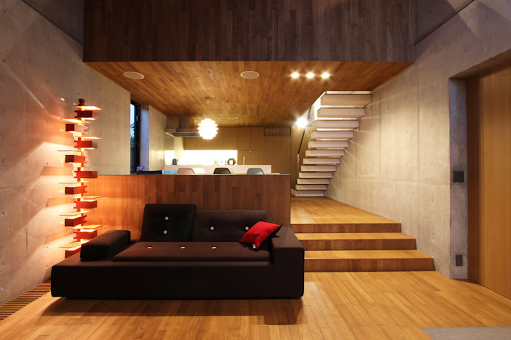 ミズタニテツヒロ建築設計 房子