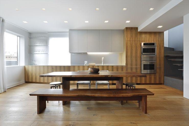 Soho Duplex Slade Architecture Modern style kitchen