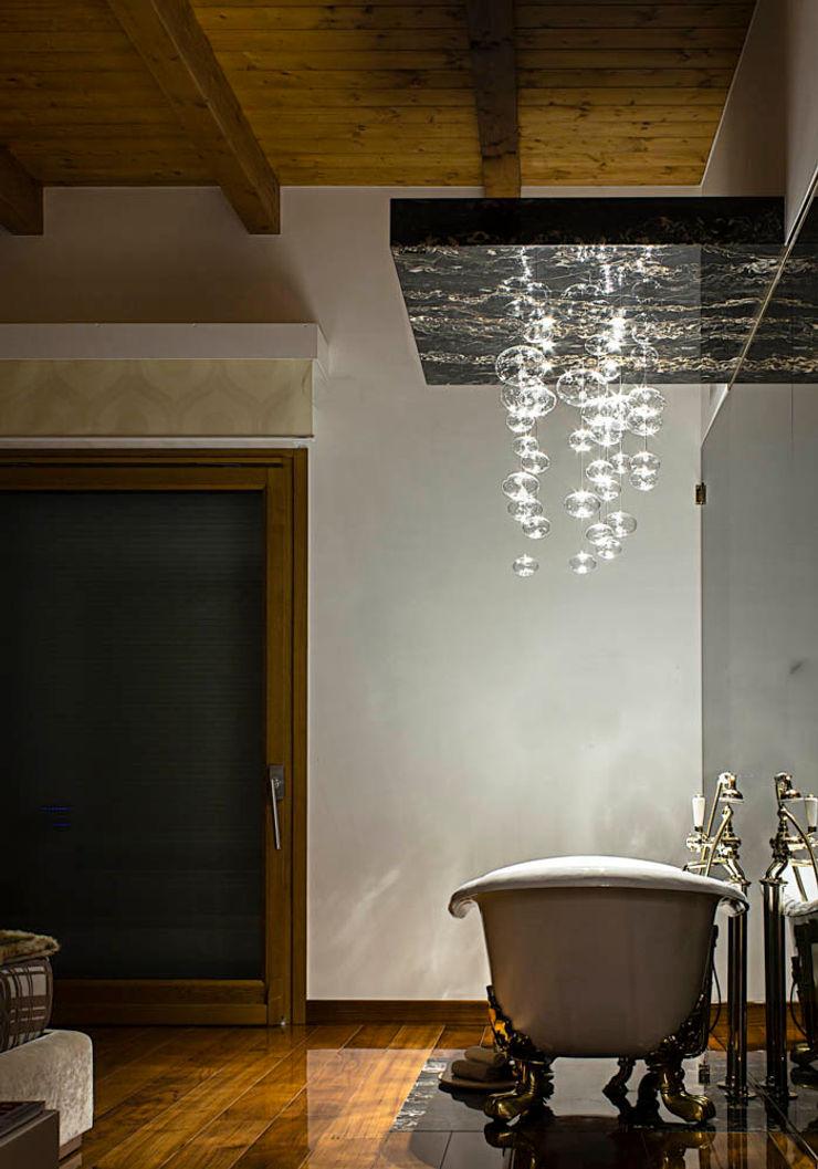 Master Bedroom Matteo Gattoni - Architetto Bagno moderno