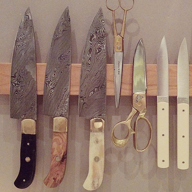 set of 3 chef knives Fate London KitchenKitchen utensils