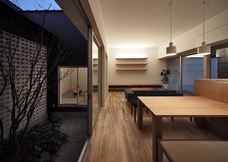 一宮の家 YOKOI TSUTOMU architects