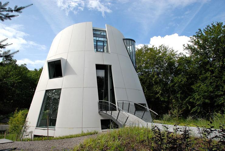 Factor Architecten Modern houses