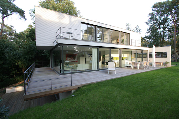 THOMAS BEYER ARCHITEKTEN منازل
